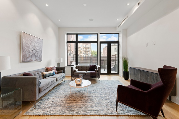 Brand new single family townhouse in Park Slope