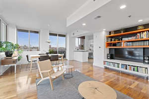 City Views in this Hoboken Condo!