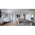 Alcove Studio PENTHOUSE in Tribeca, Fully Renovated!