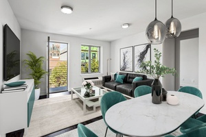 NO FEE 1 bedroom + home office in modern boutique building in Williamsburg