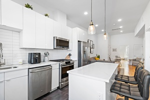 Two Bedroom Condo in The Heights