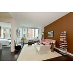 Sun Drenched Corner 1 Bedroom in the Heart of FiDi - No Fee! 2 Months FREE