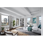 1bed/ 1bath Luxury Apartment, No Fee, Post-War Building, Financial District