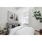 Luxury No Fee Apartment, 3 Bed/ 2 Bath, Financial District, Doorman, W/D in Unit