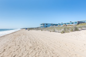 Paradise on the Beach:  Ocean Surf Resort, Montauk