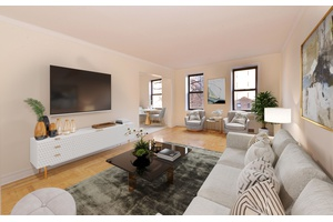 Mint Renovated  Pre-War Two Bedroom Vast in Size with No Board Approval!