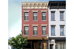 Greenpoint Brooklyn Townhouse With Commerical Space