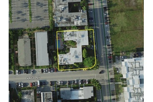 Corner Lot Development Opportunity in Bay Harbor Islands/Surfside, north of Miami steps away from the Ocean and Luxury developments