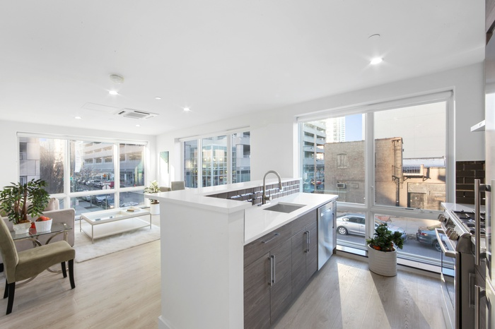8 ON 5TH - LIC'S NEWEST WATERFRONT RENTAL