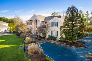 Incredible Center Hall Colonial in Highly Desired Rolling Hills
