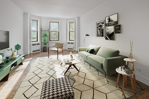 The Madison - A Pre-War Building Offers A Majestic One Bedroom!