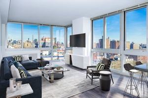 Stunning 2Bed/2Bath Available for Immediate Occupancy at the Chrystie, Where the Lower East Side Comes to Life!! 2 Months Totally Free on a 14 Month Lease. No Fee!