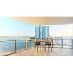 North Miami Beach Furnished Corner Unit | 2/2 |