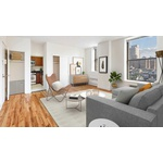 Studio in Upper West Side Amenity-Packed Building