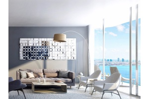Tallest residential building in the city with the most amenities