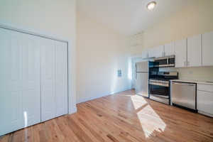 Studio - Stunning Renovated Studio in Prime Journal Square Location! Laundry on Site, Seconds to the Journal Square Path Transportation Center!