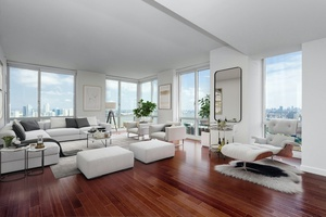 No Fee, 3  Months Free,  7 rooms 3 beds/3.5 baths Battery Park, Luxury with a Fantastic View