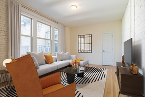 Beautifully Renovated 1BR Apartment located seconds from the Journal Square Transportation/Path Center! Laundry on Site, Elevator Building! On Site Super!
