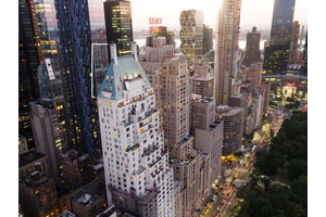 Iconic Central Park Triplex Penthouse