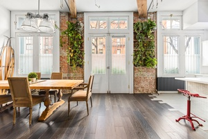 Prime Live/Work Tribeca Loft with 19th Century Details