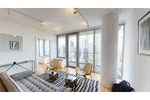 Live Steps Away from the Apple Store and the Barclays Center! Corner 2Bed/2Bath with Luxurious Finishes. No Fee!