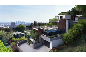 Incredible Opportunity to Build a One-of-a-Kind Property on Doheny Drive