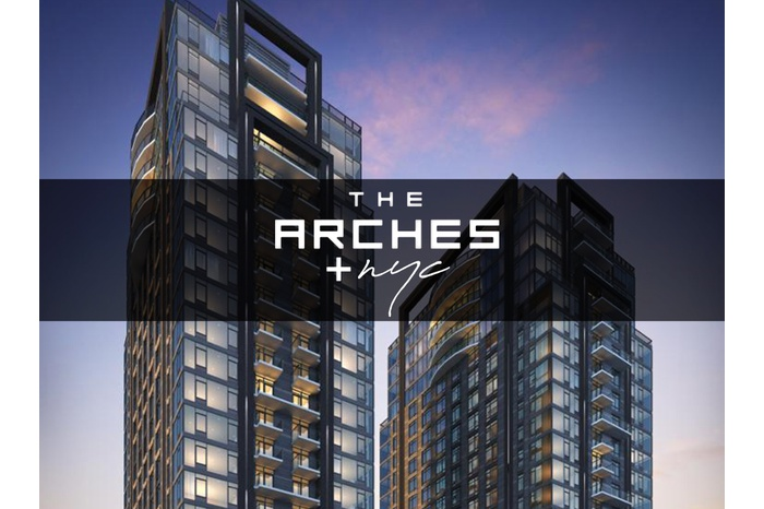 The Arches + NYC