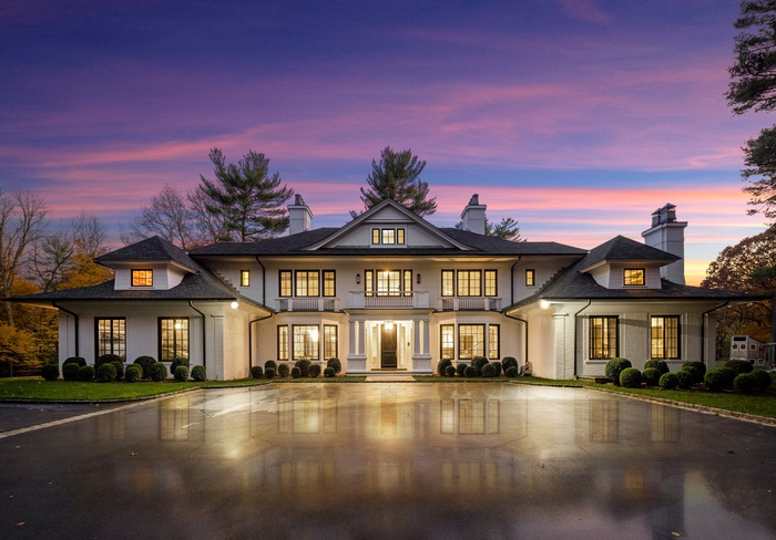 70 Bacon Road | Old Westbury's Hidden Gem Tucked Quietly on A Secluded 4.92 Acres
