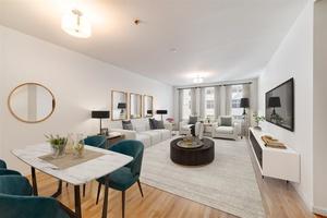 Spacious One-Bedroom Condo in  Hoboken