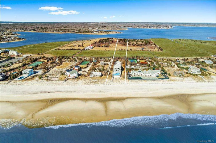 Incredible 5.60 Acre Ocean and Bayfront Opportunity