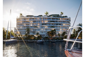 Miami Luxury Waterfront Penthouse | Bay Harbor Islands | Private Marina