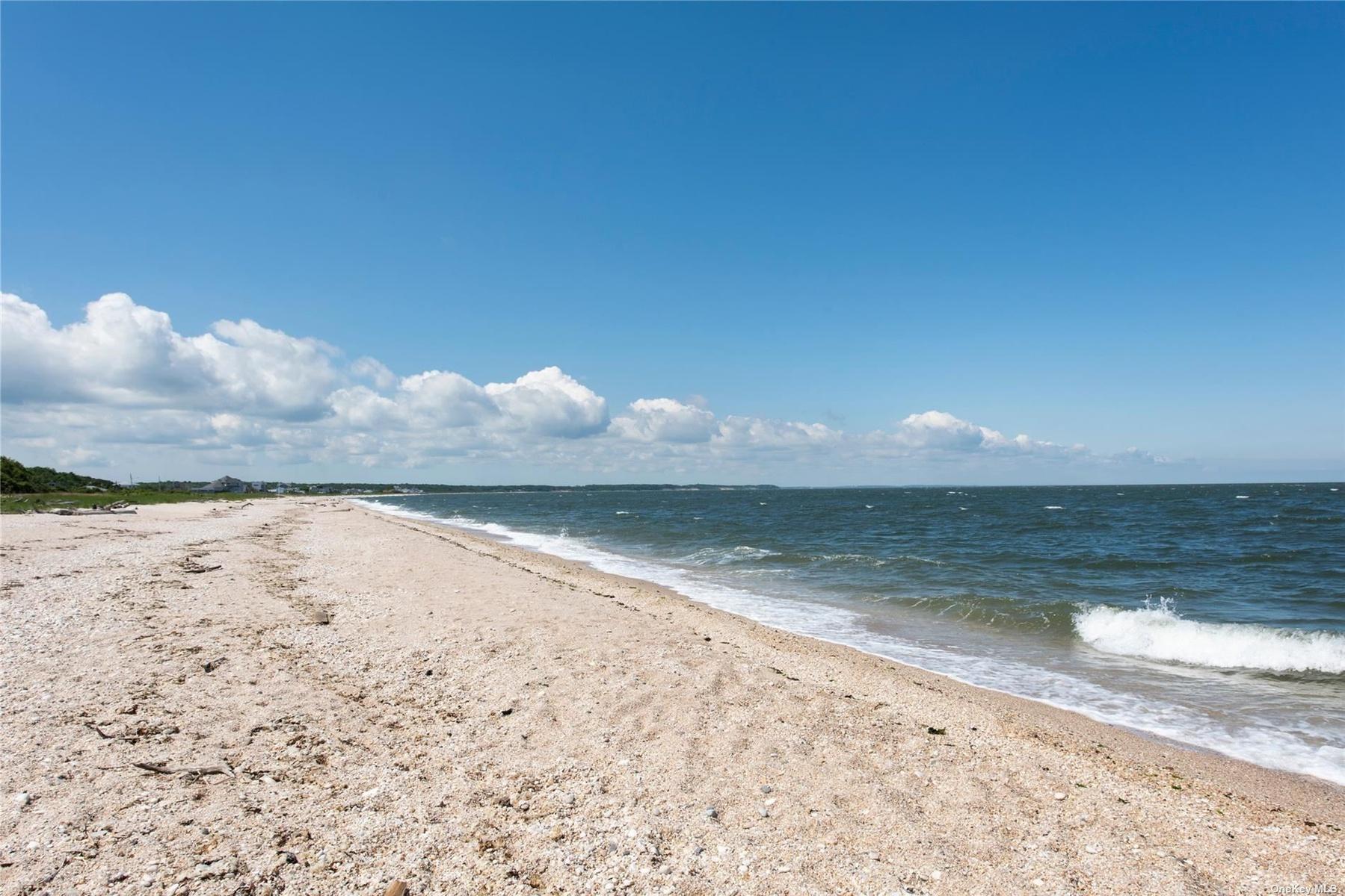 Long Island Sound Beach