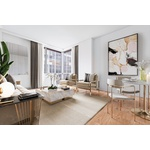 NO FEE! Large 2 Bed/2 Bath apartment in Midtown East, W/D in unit, Rooftop space & Gym