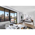 Light filled studio apartment, Luxury Gramercy building, packed with amenities!