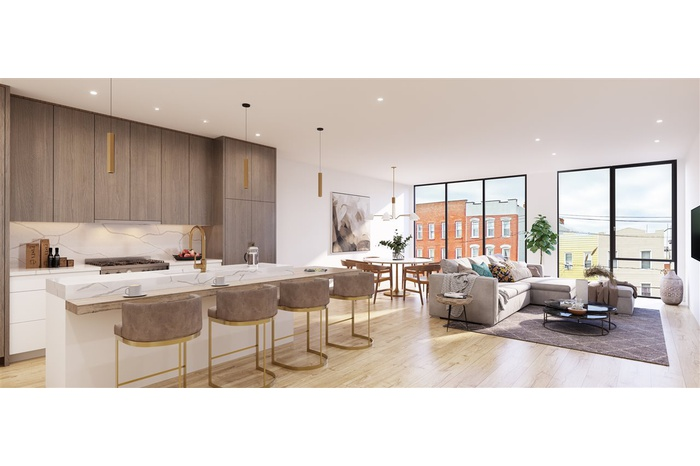 New Construction 2 Bedrooms | 2 Bathrooms in Prime Downtown Jersey City Location