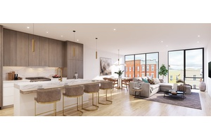 New Construction 2 Bedrooms   2 Bathrooms in Prime Downtown Jersey City Location
