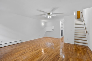 Great duplex with three Bedrooms, two full Bathrooms, Huge Closet Space