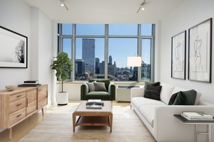 Stunning 2 bed/ 2 bath apartment , in the heart of Downtown Brooklyn, No fee , w/d in unit