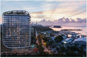 Pre - Construction | Mr. C Residences Coconut Grove | 1 to 5 Bedrooms