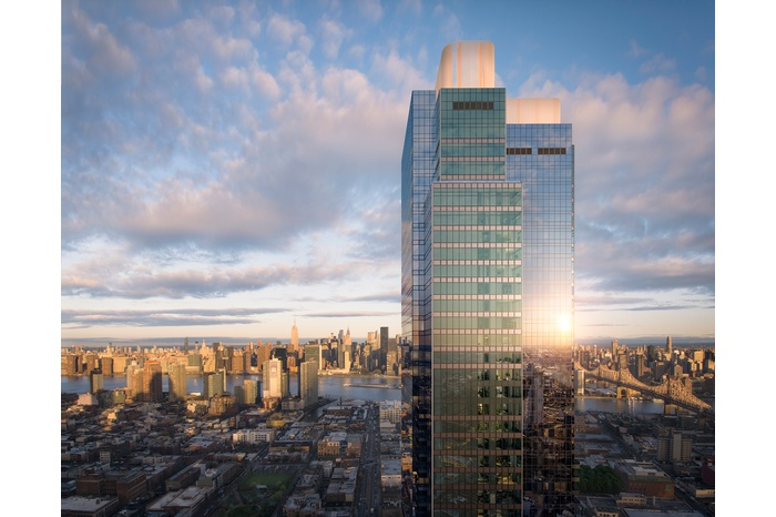 A Towering Monument to Excellence. Luxury Elevated to New Heights. Welcome to Skyline Tower.