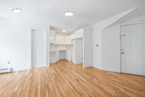 Newly Renovated 2 Bedroom 1 Bath Apartment located at 500 Monroe Street in Hoboken, NJ, Washer/Dyrer In Unit!