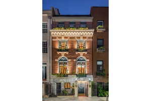 163 EAST 64TH STREET     THE TOWNHOUSE    8000SF SUBLIME PERFECTION