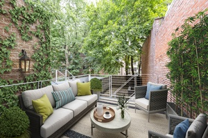 One-of-a-kind Two-Family Brownstone in Clinton Hill