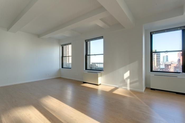 Expansive 1 Bedroom in Historic Financial District